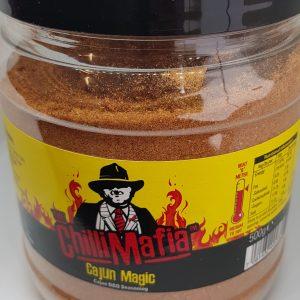 chilli mafia cajun magic spicy seasoning