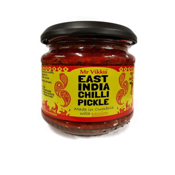 east india chilli pickle