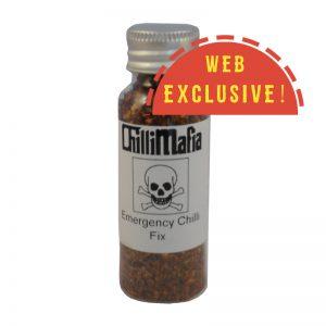 smoked ghost chilli powder seasoning