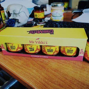 chilli mafia chilli jam and chutney gift selection