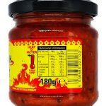 hot habanero chilli pickle