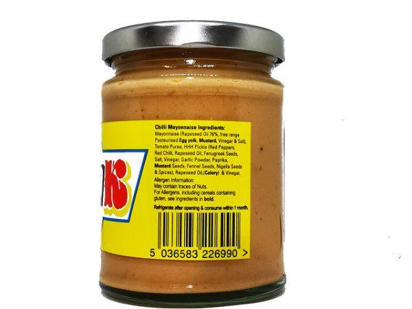 HHH chilli mayo
