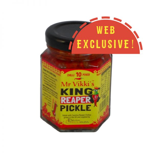 king reaper pickle