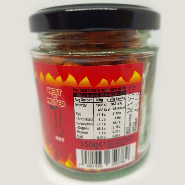 naga chilli peanuts