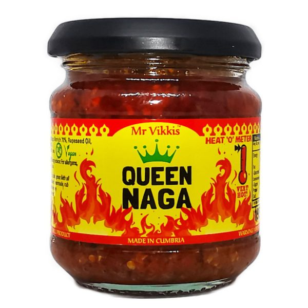 queen naga pickle