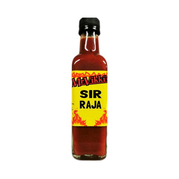 sir raja sriracha hot sauce