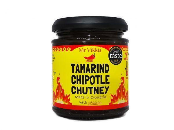 tamarind chipotle chutney