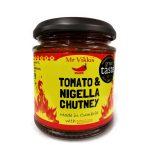 tomato and nigella chutney