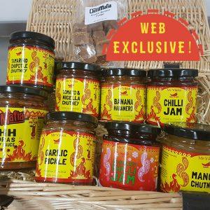 jam and chutney gift hamper