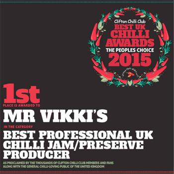 mr vikkis best uk chilli awards